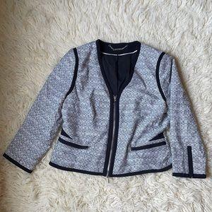 Gorgeous Tweed Jacket Sz 12